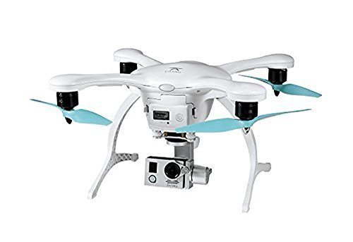 Ehang GHOSTDRONE 2.0 VR, Android Compatible, White/Blue