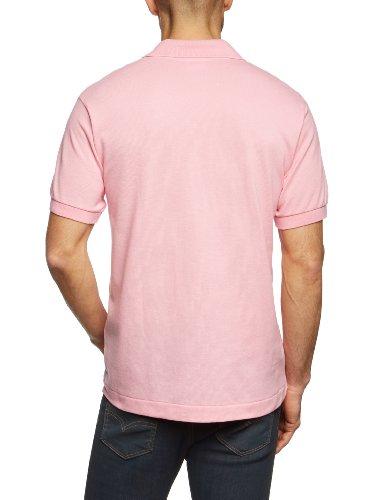 Lacoste rose L1212 12 Fit Homme Original L Bonbon Polo 12 Rose Fsm rqrgwFaz