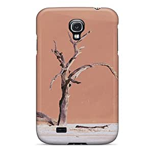 Hot Tpu Cover Case For Galaxy/ S4 Case Cover Skin - Desert Drought