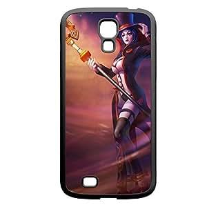 Leblanc-002 League of Legends LoL For Case Iphone 6Plus 5.5inch Cover Hard Black