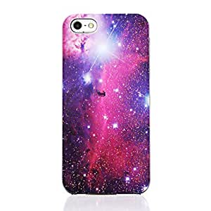 LZXJoyland ABS Space Star Series Back Case for iPhone 5/5S