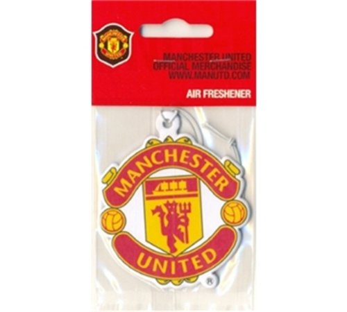 Manchester United F.C. Football Team Air Freshener Manchester United Christmas