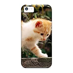 New Style Kallard Hard Case Cover For Iphone 5c- Exploring The World
