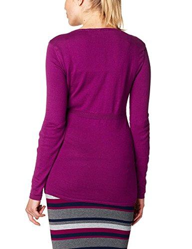 ESPRIT Maternity Sweater Ls, Jersey Premamá para Mujer Violett (Grape 561)