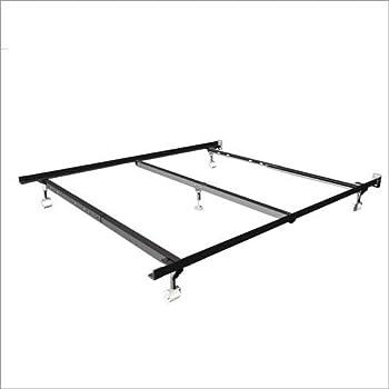 Amazon Com Queen Mantua Instalock Bed Frame In Queen