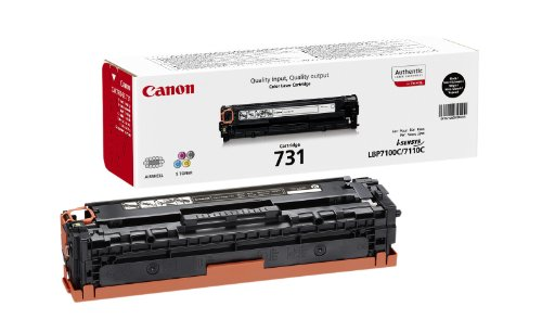Canon 731 Toner Cartridge - Cyan by Canon