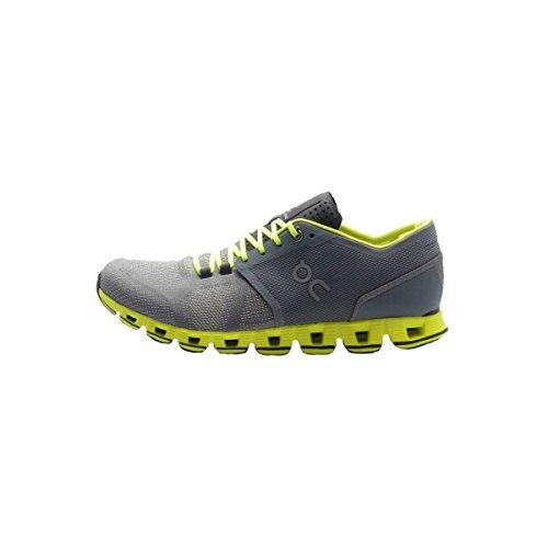 On Running Neon Running Cloud 45 Grey On X Cloud Hxq05wHC
