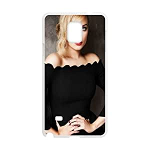 Samsung Galaxy Note 4 Cell Phone Case White Laura Whitmore JNR2185965