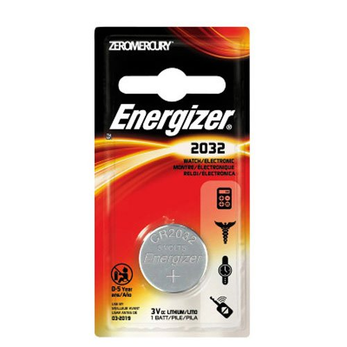 Energizer Ecr2032bp Watch and Calculator (Ecr2032bp Watch)