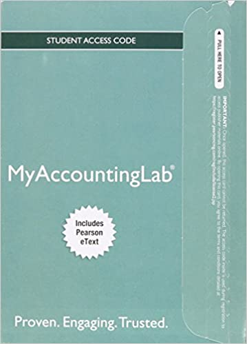 Amazon mylab accounting with pearson etext access card mylab accounting with pearson etext access card for college accounting a practical approach 13th edition fandeluxe Image collections