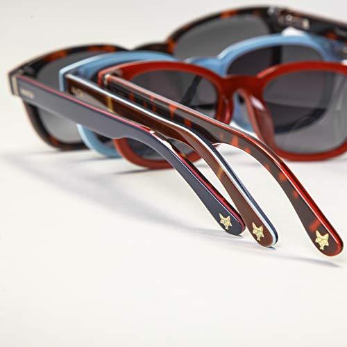 51c01082547 toucca kids  Unisex Polarized Sunglasses for Trendy Hipster Children - Boys    Girls