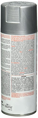 Rust-Oleum 276802 Silver Automotive Peel Coat Spray, 11 fl. oz. by Rust-Oleum (Image #2)