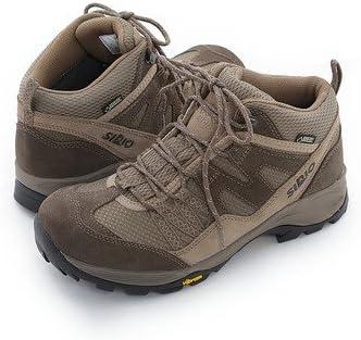登山靴 PF156-2 ライトトレック 幅広 3Eプラス トレッキング シューズ ベージュ