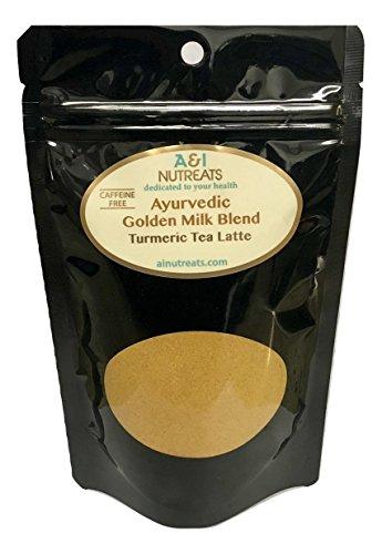 Check expert advices for golden milk tea blend?