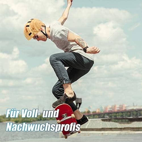 Vihir Trottinette Adulte skatehelm Skateboard Electrique BMX Freestyle Casques de Sport Hommes et Femmes
