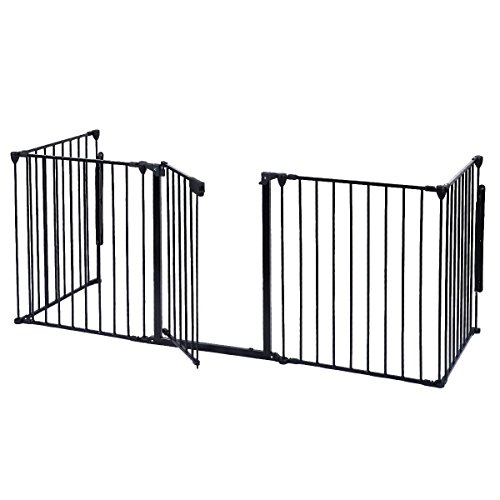 Costzon Adjustable Freestanding