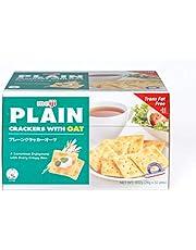 meiji Plain Cracker, Cracker with Oat, 832g