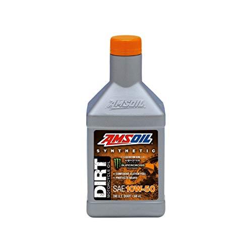 Amsoil Aceite Sintetico Motos Motocross 10W50 DB50QT