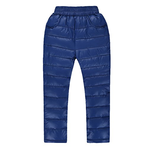 Mingao Girls Pants Winter Thick