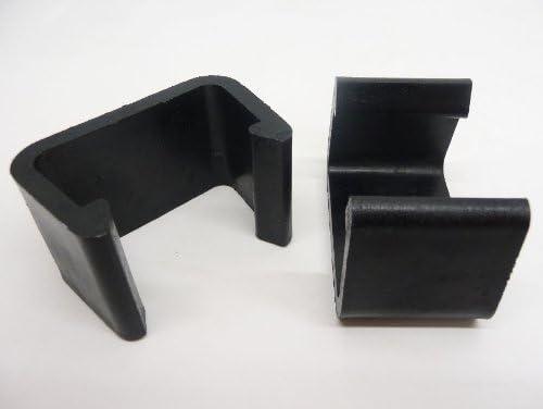 8 Stück Verbinder Klammern Clips für Lounge Gartenmöbel Set Polyrattan