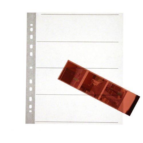25x negativo archiviazione fogli per 120pellicola. , senza acidi,. Carta cerata archiviazione pagine per raccoglitori ad anelli. Medio Formato. Pixel Peeper