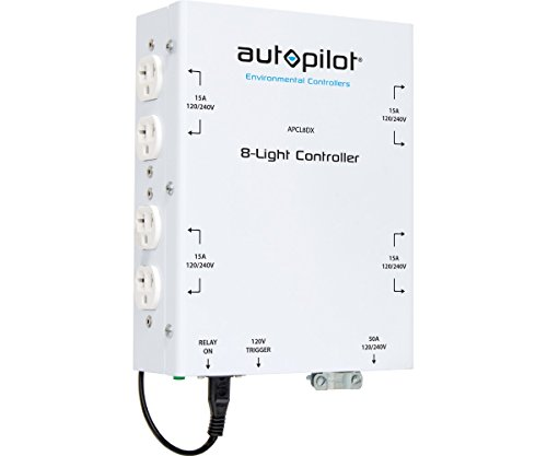Autopilot High Power HID Controller, 8000W (120/240V), 50A 2017 Model (Power High Hid Controller)