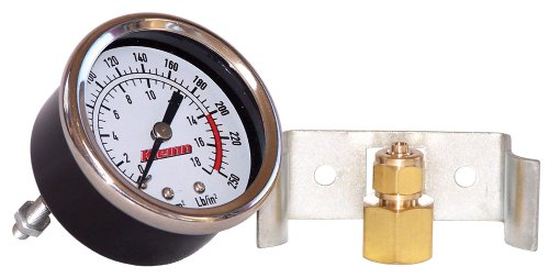 Kleinn Air Horns 1021 Dash Mount Air Pressure Gauge