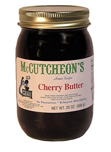 - McCutcheon Cherry Butter