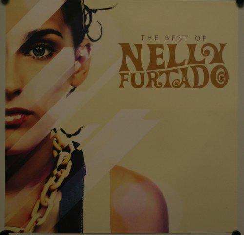 Nelly Furtado the Best of Rare Promo Lithograph - Furtado Shipping