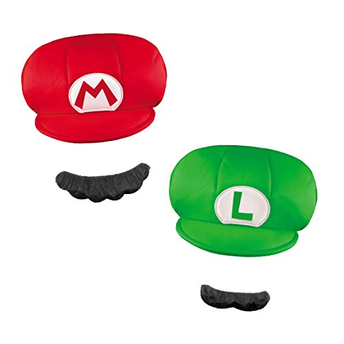 BirthdayExpress Super Mario and Luigi Child Costume Accessory -