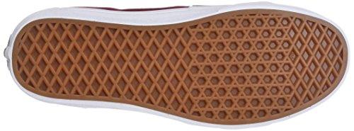 Sneaker Mono a Alto Rosso Unisex Vans Collo Sk8 Canvas – hi Adulto ZEw6nqvn1