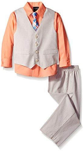Nautica Little Boys Texture Vest