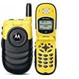Motorola i530 Yellow Rugged Walkie Talkie Nextel or Boost Mobile Cell Phone