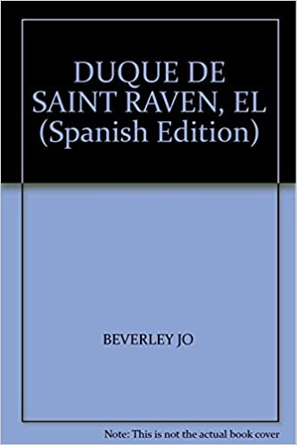 Book DUQUE DE SAINT RAVEN, EL (Spanish Edition)