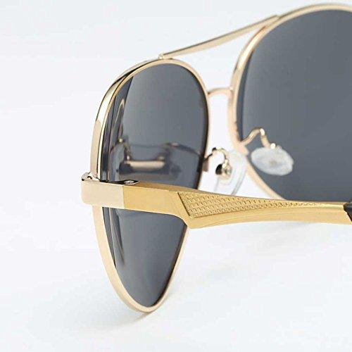 la 3 Conducción UV Vendimia Gafas Lentes Sol de Gafas Coolsir de Las Bloqueador polarizada piloto Sol de Solar de Gafas Protección Providethebest de Lente gFH7wxq