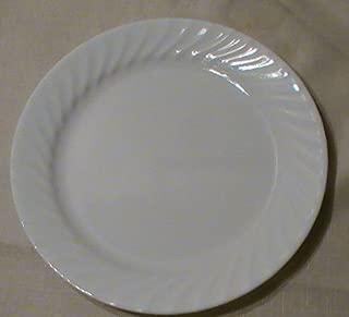 "product image for Corning Corelle Enhancement (White Swirl) 7 1/4"" Salad Plates - Set of 4"