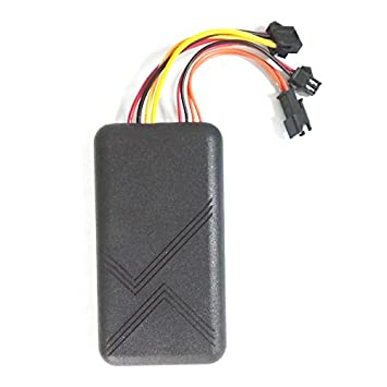 Cut Engine Function Vehicle GPS Tracker Real Time Locator