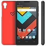 "Energy Sistem Phone Neo Lite (Smartphone con Protection Kit, 4"" IPS, Quad Core, 1 GB, Android 5.1, Dual SIM, cámara Trasera 5 Mpx con autofocus y Flash LED) - Negro"