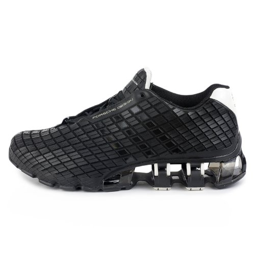 adidas porsche design run bounce s3 running shoe black. Black Bedroom Furniture Sets. Home Design Ideas