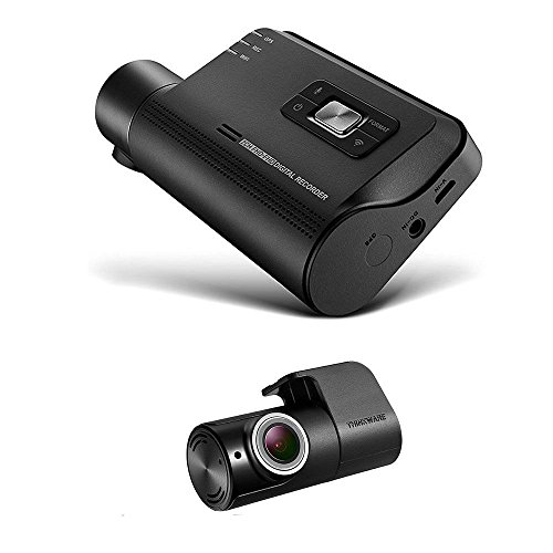 Thinkware F800 Pro Dash Cam w/Cigarette Lighter Adapter, 32G