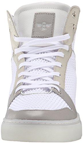 Creative Recreation Heren Adonis Fashion Sneaker Wit / Grijs Sport