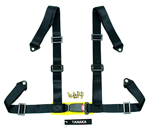 4 point seat harness - 5