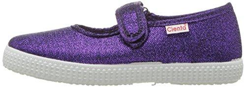 Cienta 56013 Glitter Mary Jane Fashion Sneaker,Purple,27 EU (9.5 M US Toddler) by Cienta (Image #5)