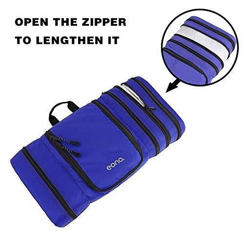 Resistente Oscuro Para Colgar Agua Eono Neceser coral Azul Compacto Essentials Al q1w6FRFXZv
