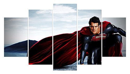 LMPTARTTM-60x34-inches-New-Dawn-of-Justice-Batman-v-Superman-Movie-Poster-Picture-Living-Room-Kids-Decor-Home-Decor-Wall-Art-Picture-Print-Painting-On-Canvas-Art-Framed-Painting-Ready-To-Hang-Wall