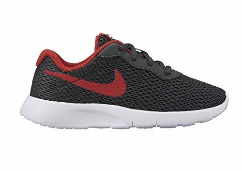 Nike Nike Tanjun Boy's Running Shoes - Little Kids (2 M US Little Kid, Black University Red /White)