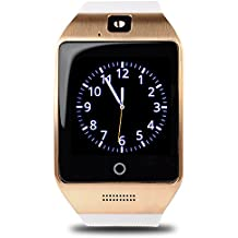 Wireless Bluetooth SmartWatch with Camera NFC Pedometer Sleep Monitoring for Android IOS