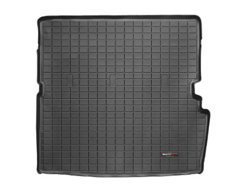 WeatherTech 40378 Custom Fit Cargo Liners for Honda Pilot (Black)