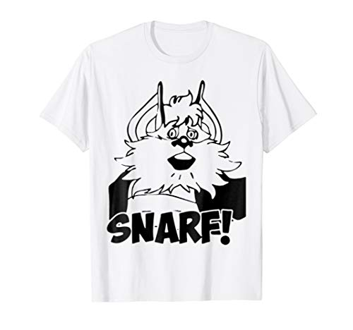 Snarf From The Thunder Cats T-Shirt in 5 Colors for Men, Women, Youth.