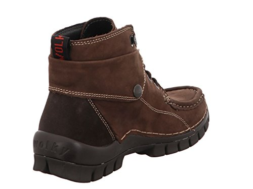 Comfort Chaussures À Marron Wolky Winter Lacets Jump Nubuck 50300 1qUUwpRx
